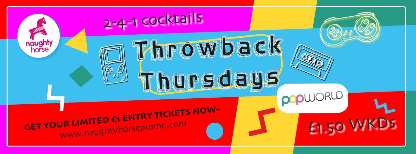 Throwback Thursdays – FRESHERS UV RAVE