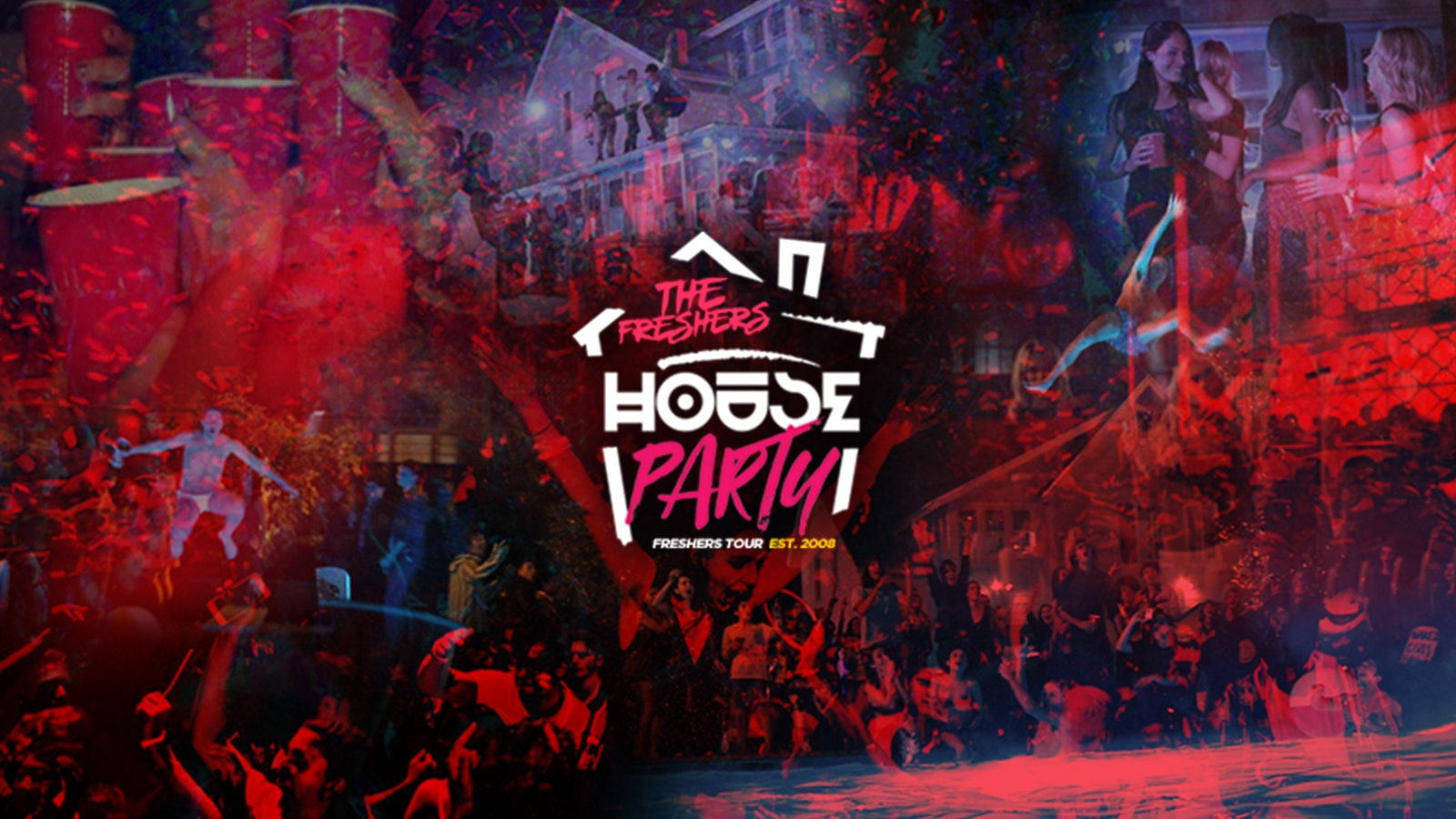 Freshers House Party // Liverpool Freshers 2019