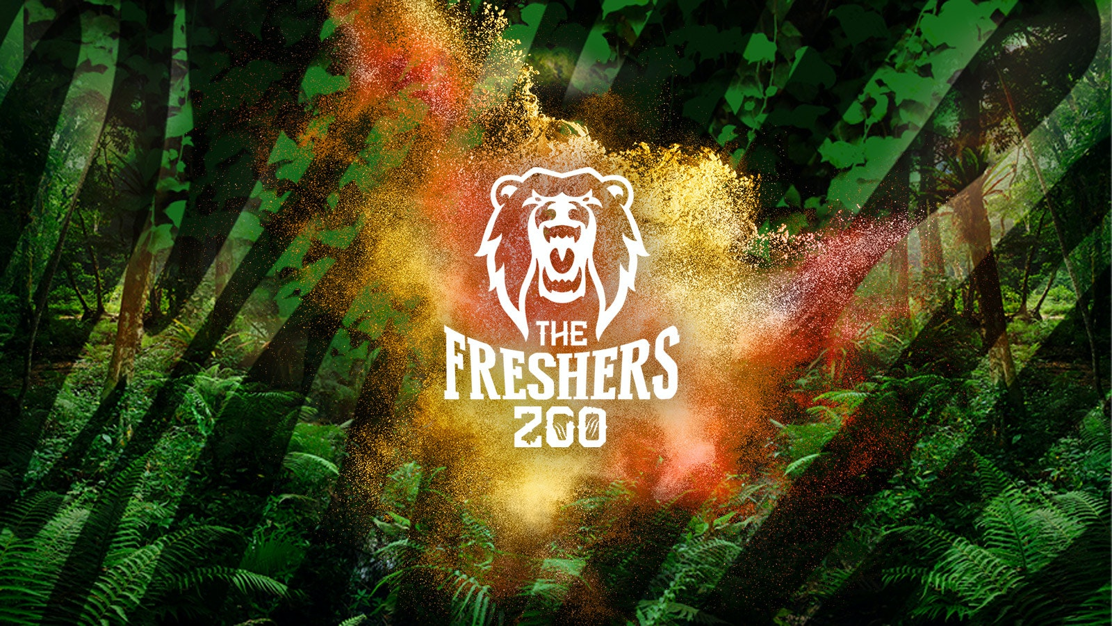 The Freshers Zoo // Leeds Freshers 2019
