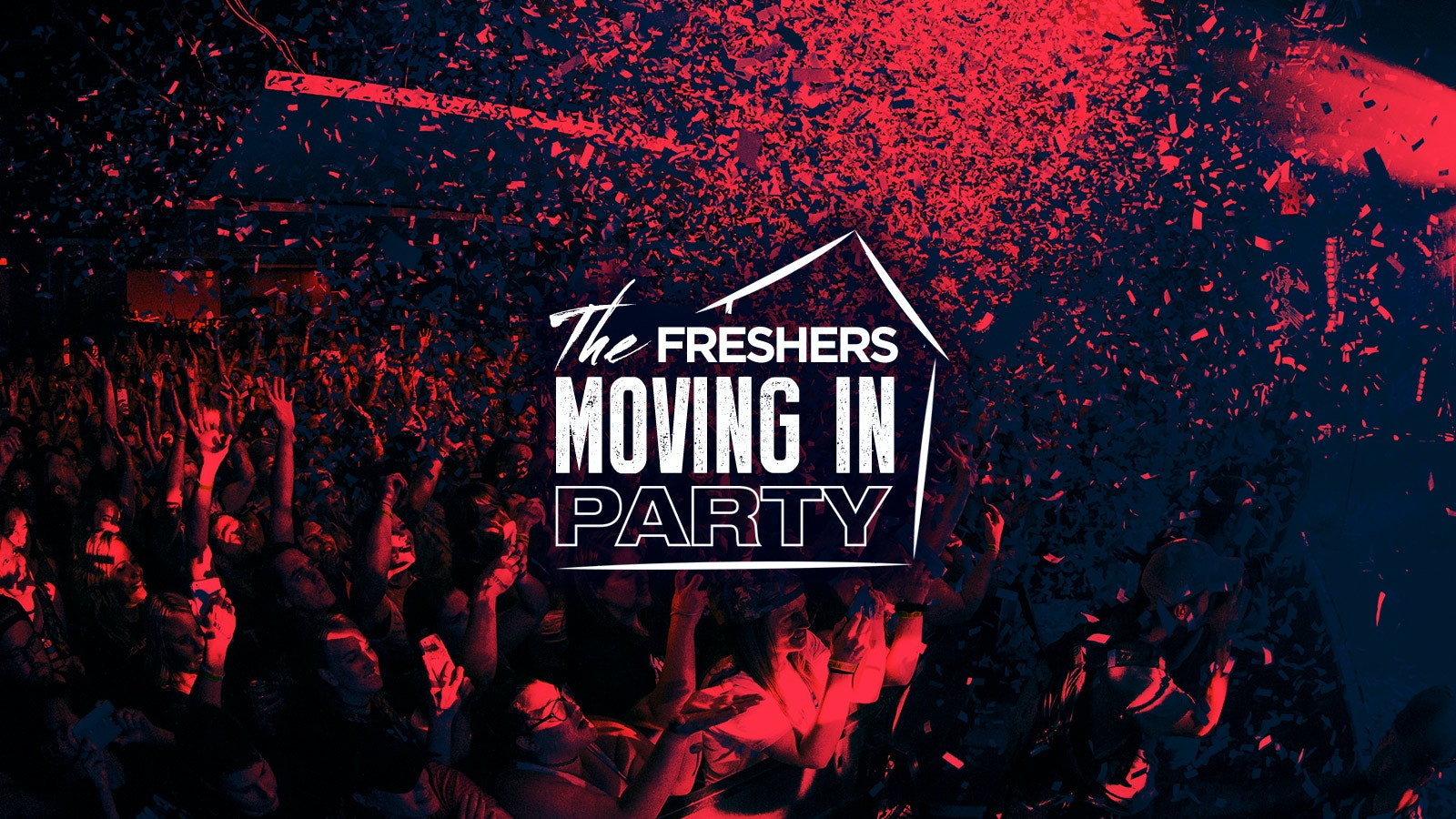 The Moving in Party // Surrey Freshers 2019 (Guildford)