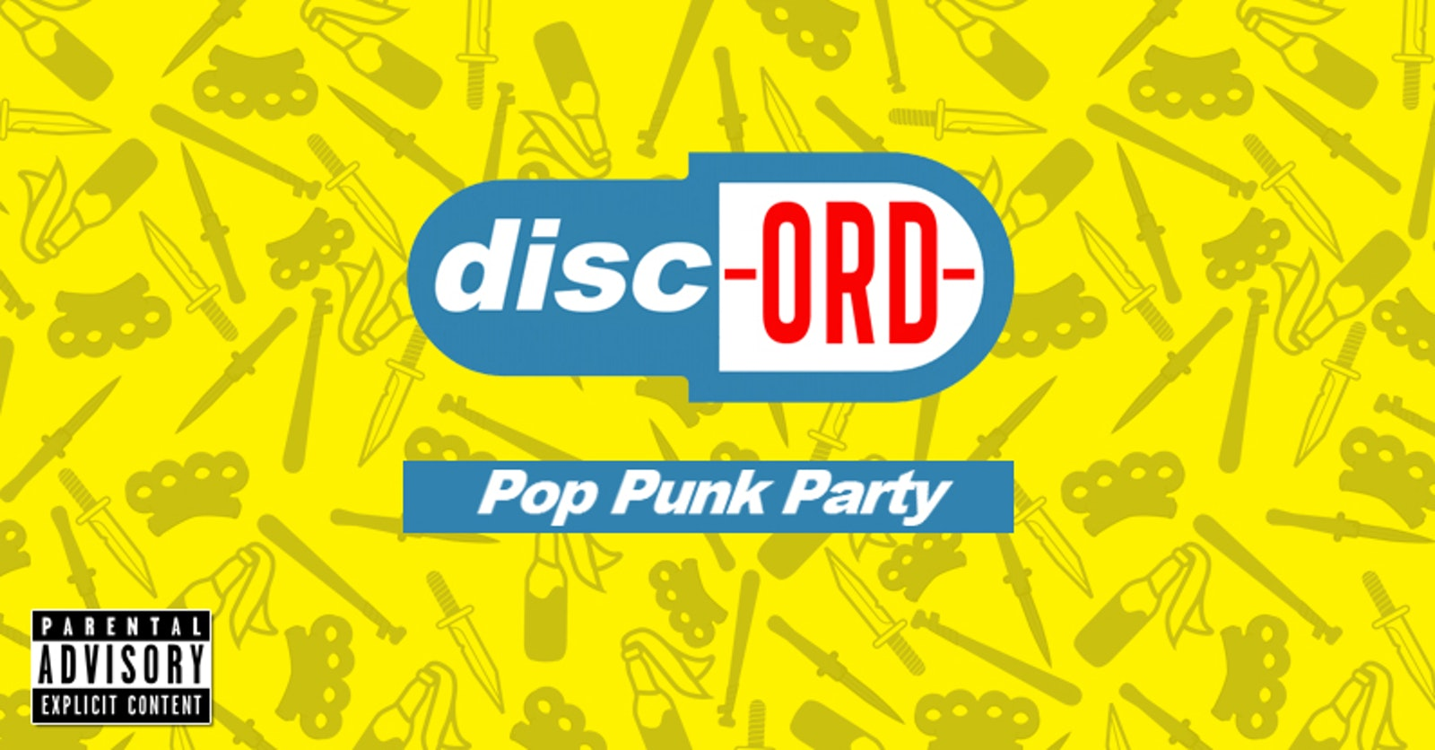 Discord – Pop Punk Party!