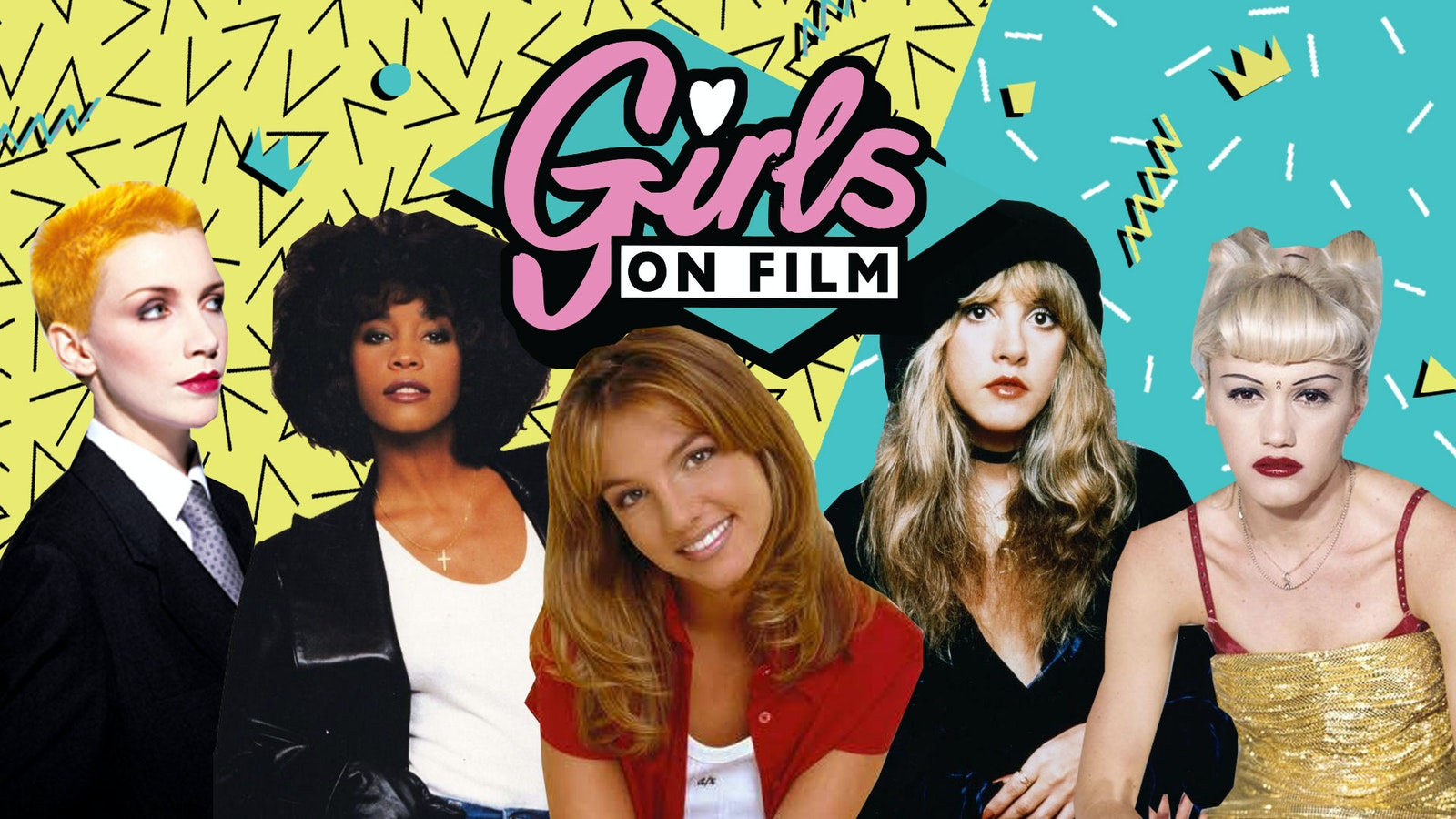 ALL NEW GIRLS ON FILM