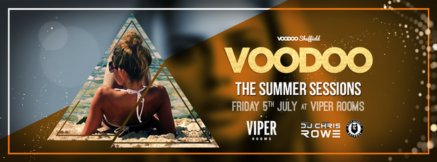 Voodoo Fridays – The Summer Sessions
