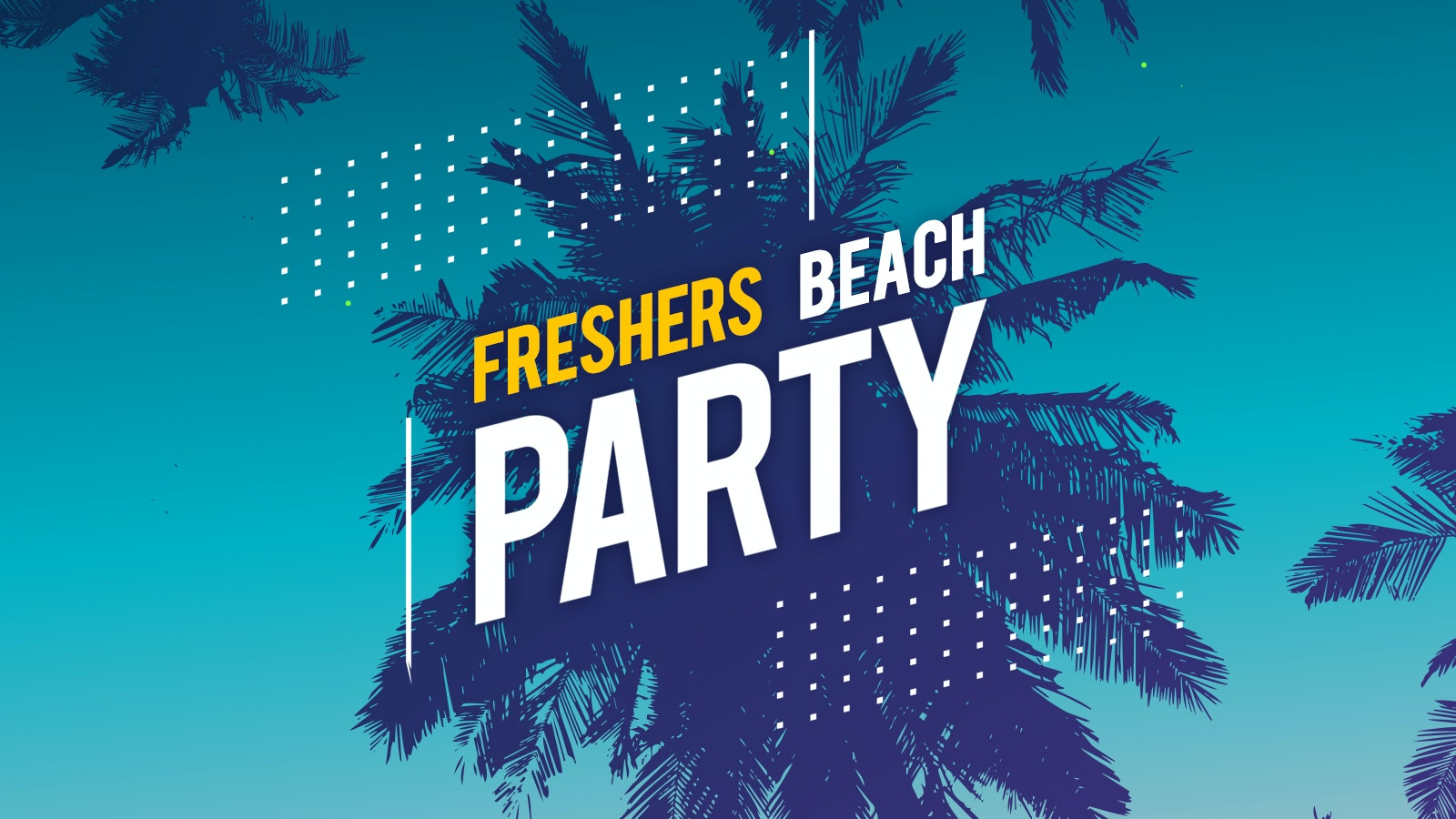 Freshers Beach Party   Coventry Freshers 2019