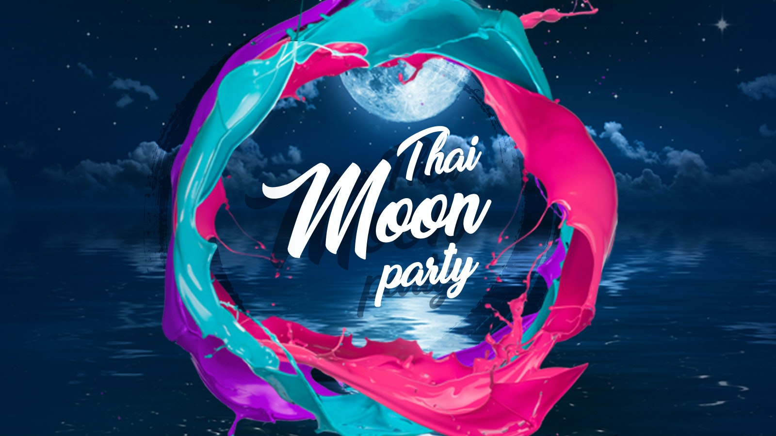 Thai Moon Party | JJ's | Coventry Freshers 2019