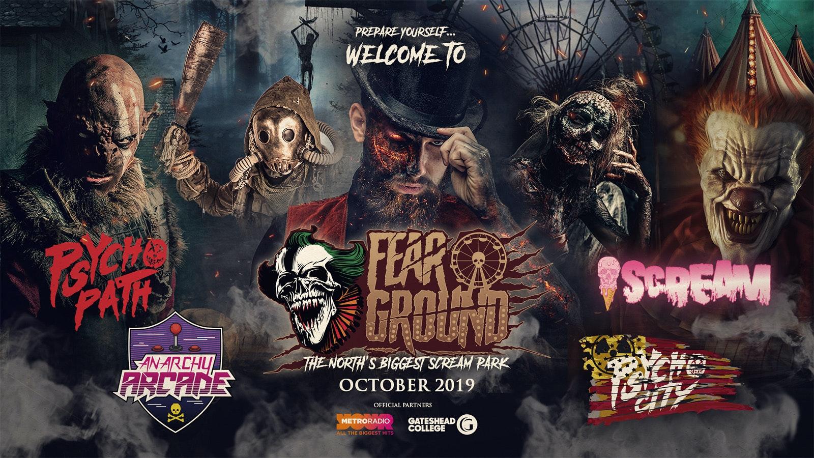 Psycho Path – Friday 11th October 2019