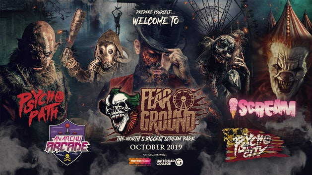 Psycho Path – Saturday 12th October 2019