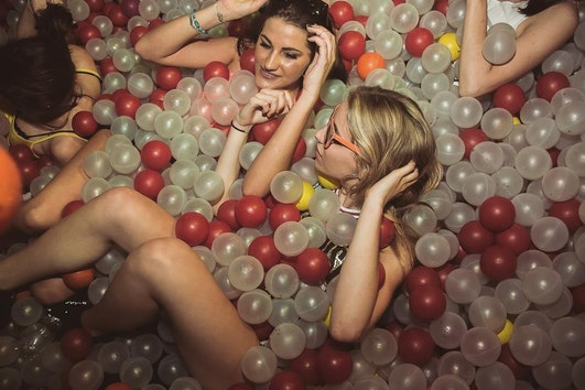 [90% SOLD OUT] Balls Deep // A Level Results Night at Club Republic