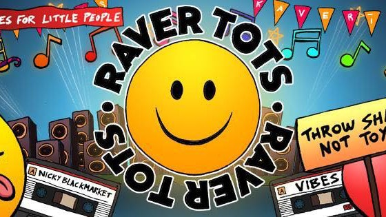 Raver Tots Summer Jam Manchester with DJ Vibes!!