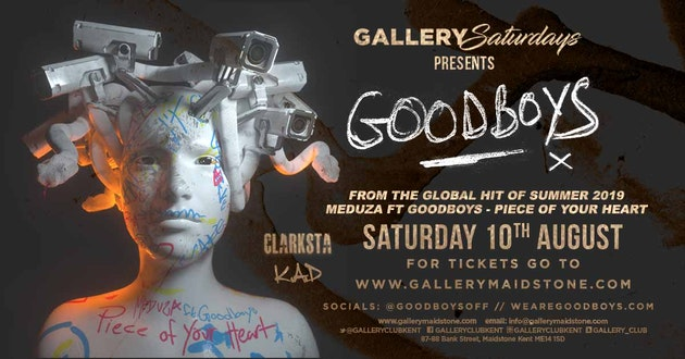 Gallery Presents Goodboys