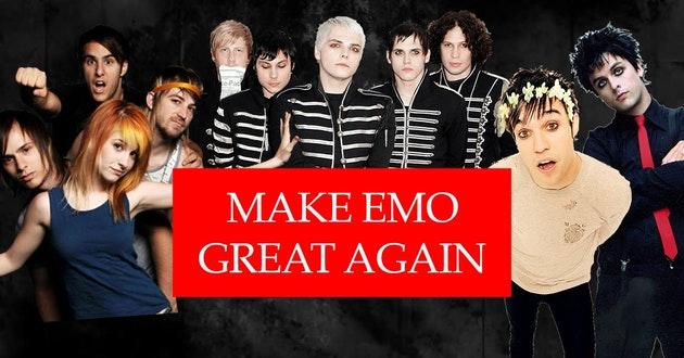 Make Emo Great Again