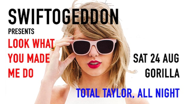Swiftogedden: The Taylor Swift Club Night