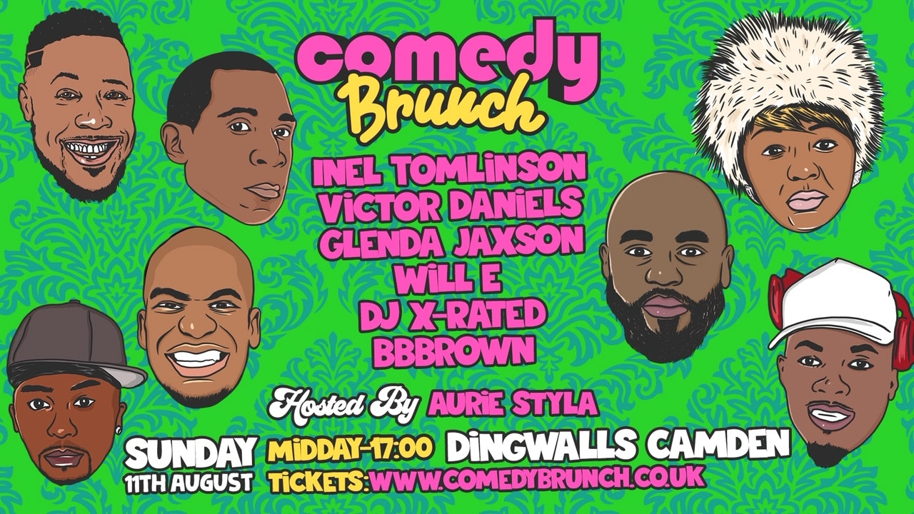 Comedy Brunch – 11th August