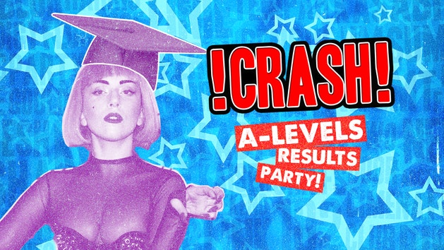 CRASH – A-level Results Party!