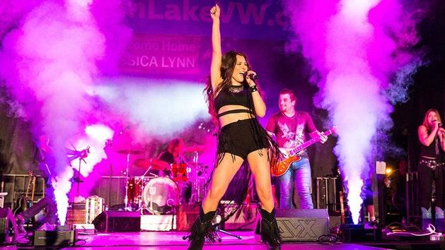 Jessica Lynn – Live Out Loud Tour