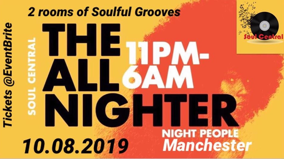 Soul Central – The All Nighter