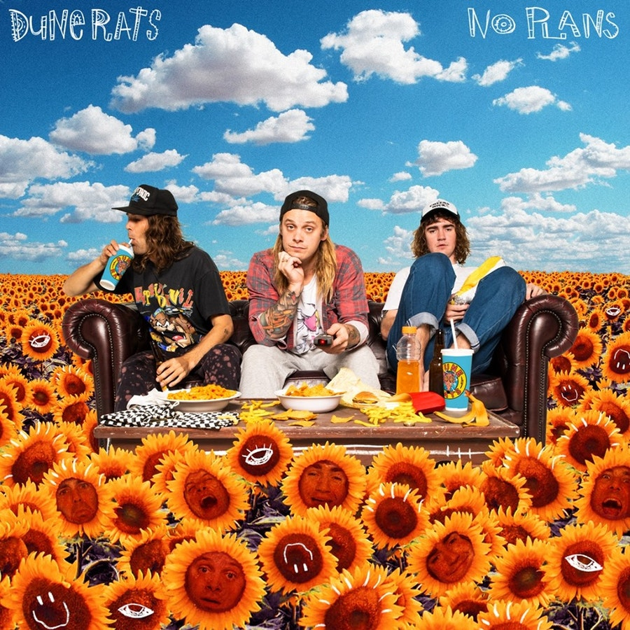 Dune Rats – Night People – Manchester
