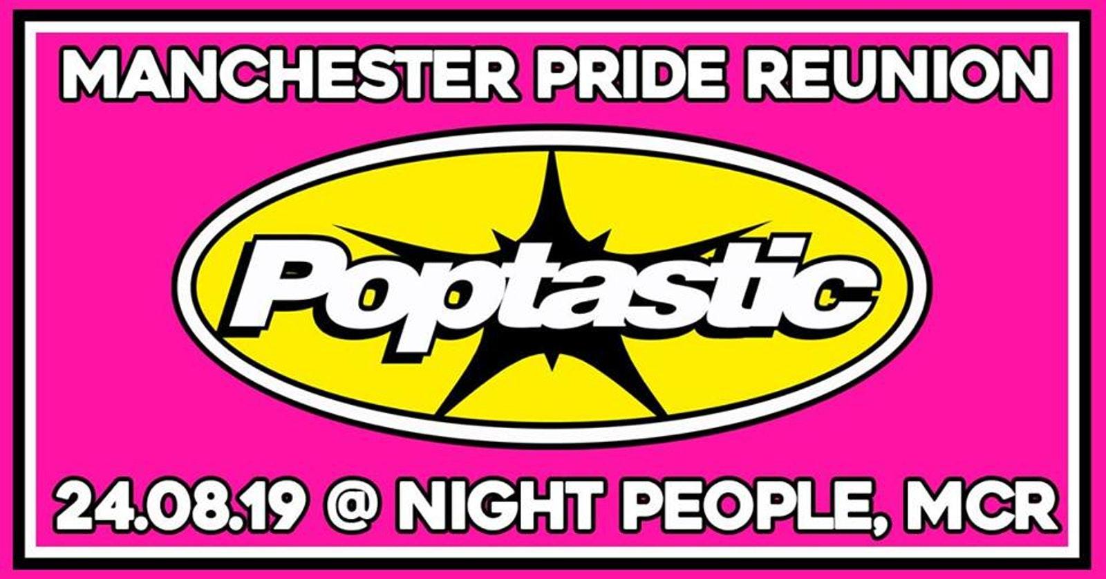 Poptastic – Pride Reunion 2019
