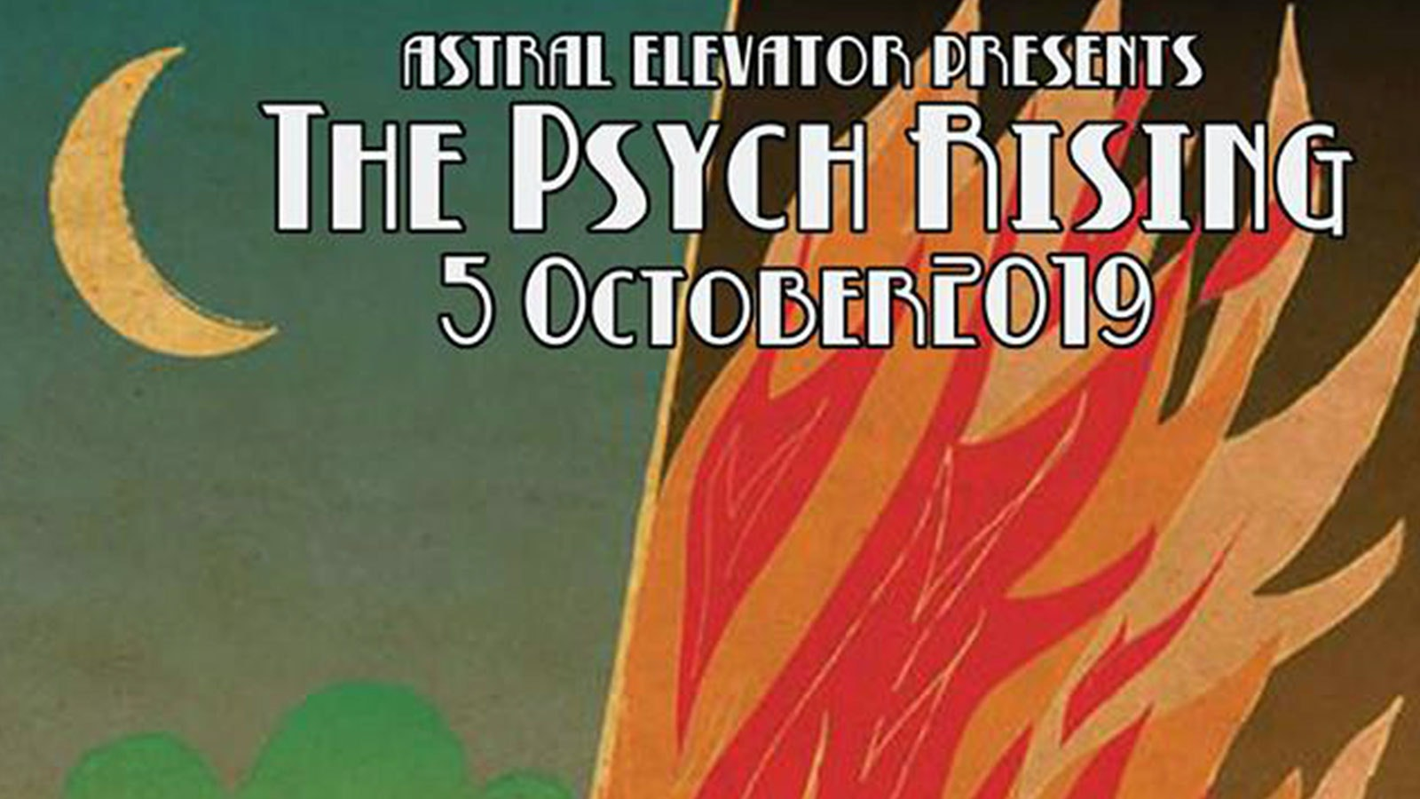 Astral Elevator Presents The Psych Rising