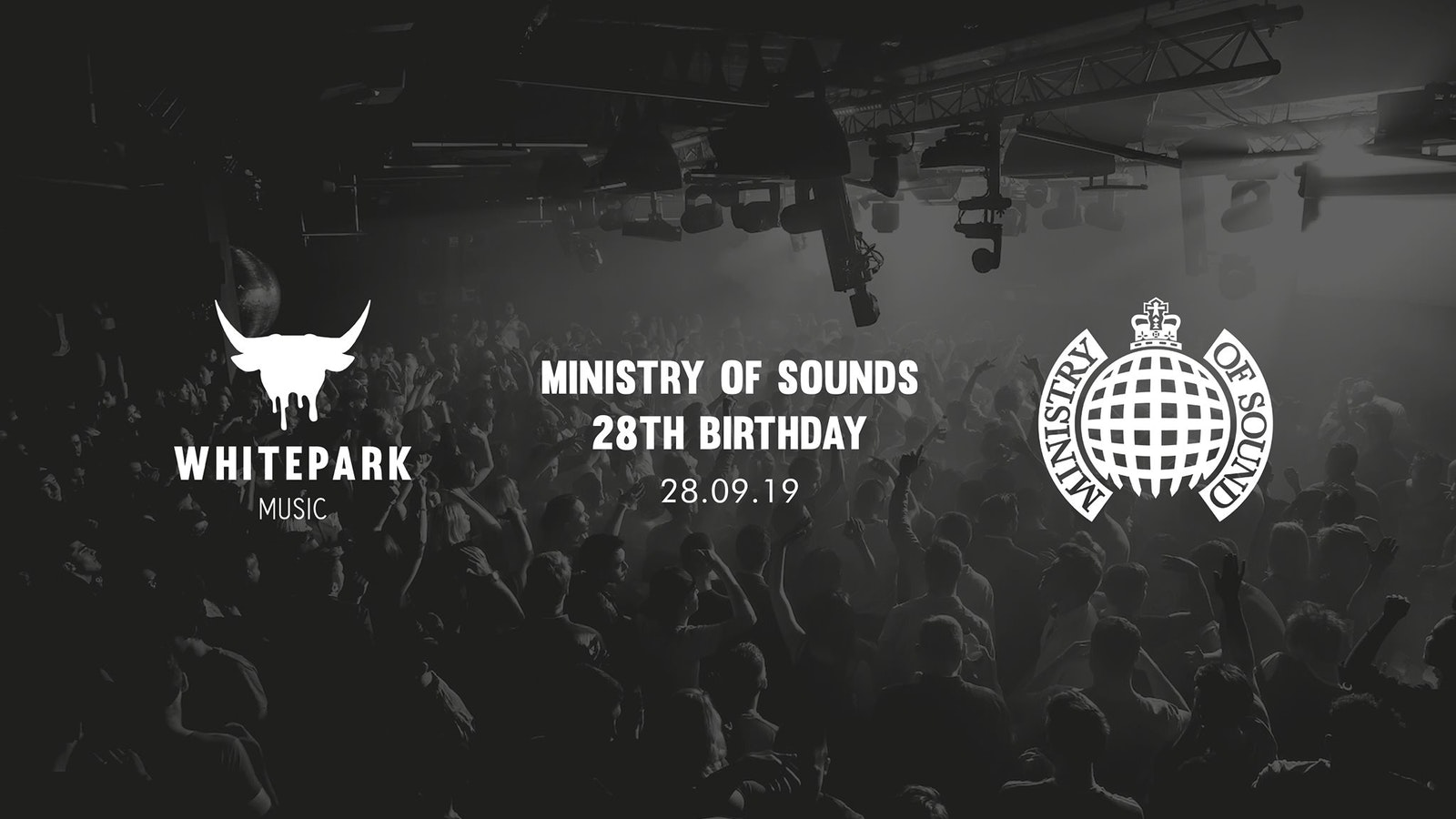Whitepark Music at Ministry of Sound's 28th Birthday