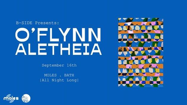 B-Side Presents: O'Flynn – Aletheia Album Tour
