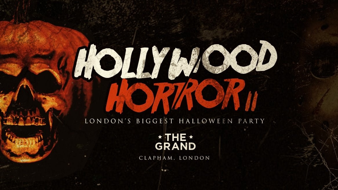 Hollywood Horror II Halloween Party at The Grand, Clapham