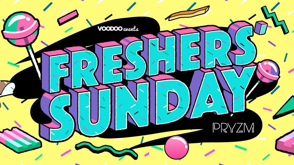 Freshers Sunday at Pryzm