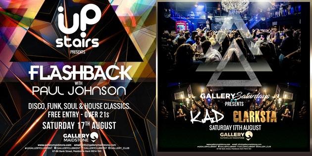 Gallery Saturdays 17th August