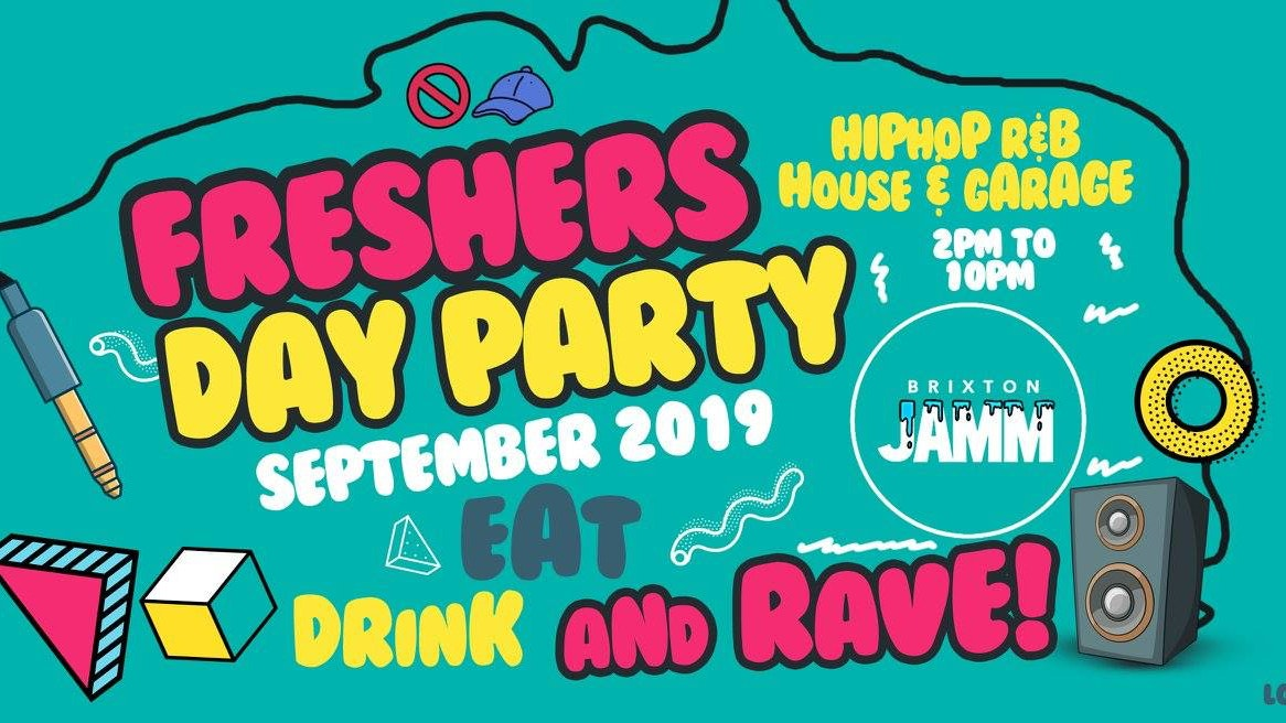 The Official Freshers Day Party 2019 | Get Tickets Now! ??✊