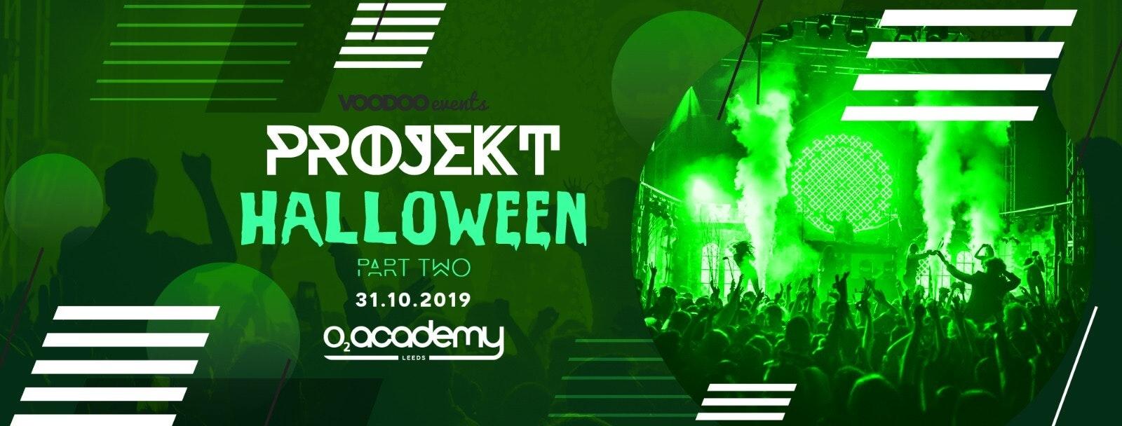 PROJEKT Halloween PT 2