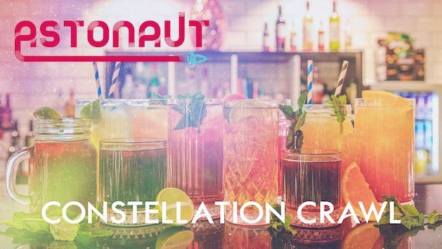 Official Aston Welcome Week – Bar Crawl