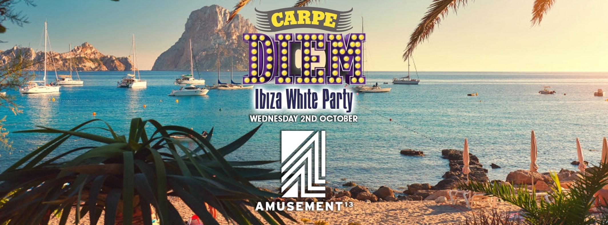 Carpe Diem – Ibiza White Party – Amusement 13