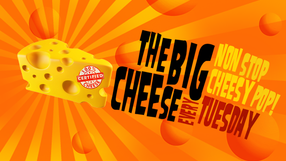 The Big Cheese – Non Stop Cheesy Pop 2