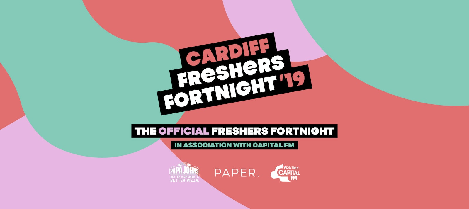 Official Cardiff Freshers Fortnight 2019