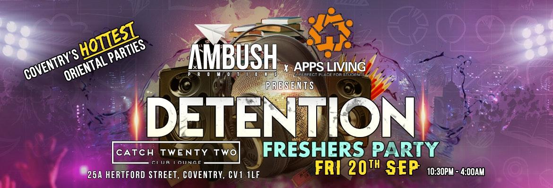 AMBUSH Asian Oriental Party   Catch Twenty Two