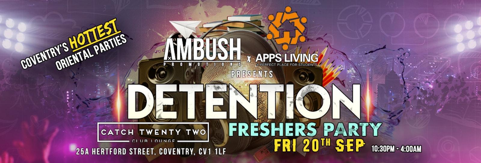 AMBUSH Asian Oriental Party | Catch Twenty Two