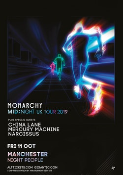 Monarchy // Live at Night People