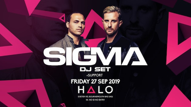 Halo Presents : Sigma (Freshers Party )