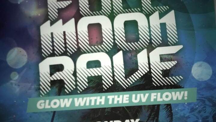 Full Moon Rave 19.08.19 Halo Mondays