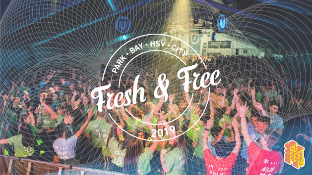 Fresh and Free Pre-Party • SU Fest 19 • Evening