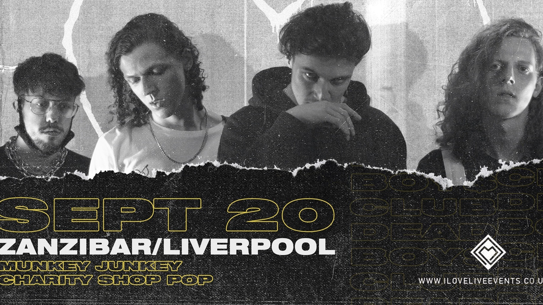 The Post Romantics – Zanzibar, Liverpool – 20/09/19