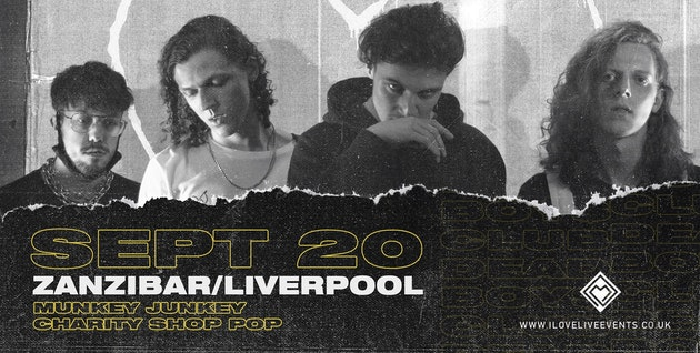 The Post Romantics – Zanzibar, Liverpool – 20/09/19