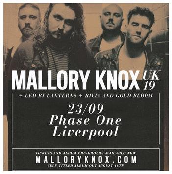 Mallory Knox   UK 19