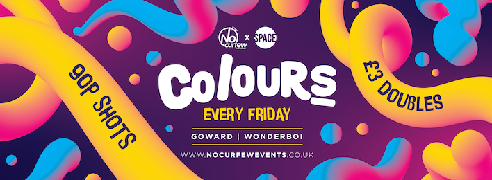 Colours Leeds at Space :: Season Opening Party :: Fri 27th Sept