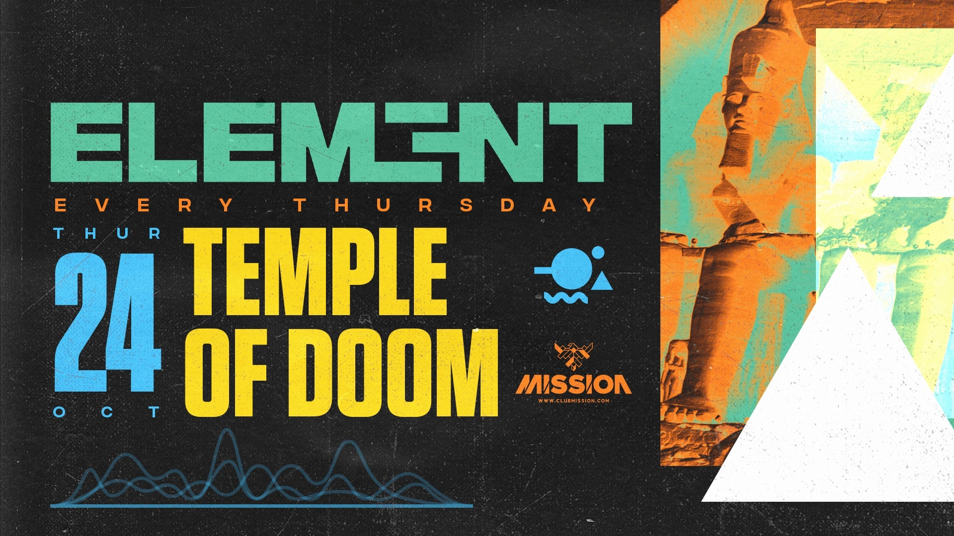 Element. Temple of Doom