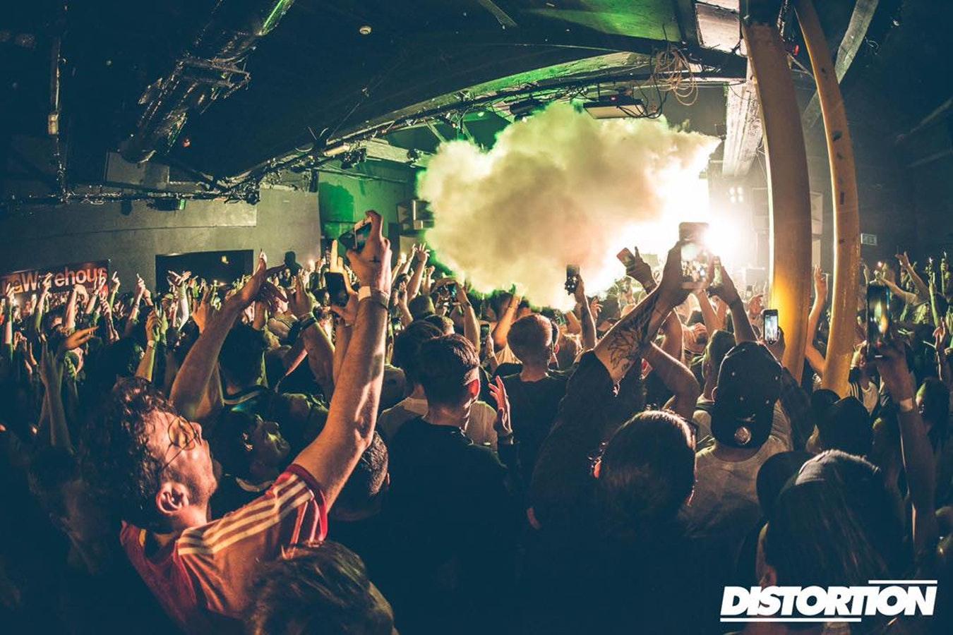 Distortion x Lengoland: TS7: Clockworks UK Tour – The Warehouse Leeds
