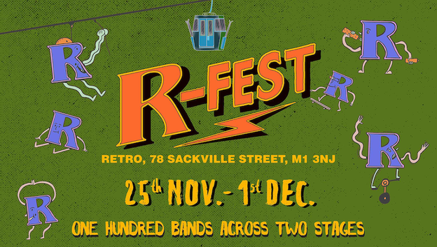 R-FEST WINTER 2019: 100 BANDS, 2 STAGES, 7 DAYS