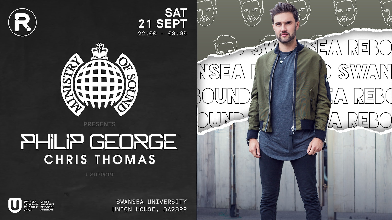Ministry of Sound Takeover w/Philip George