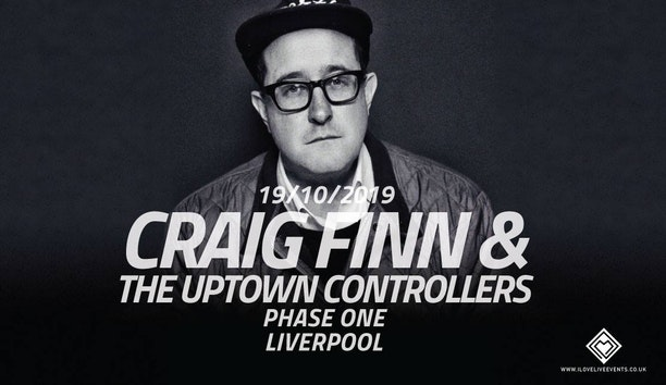 Craig Finn & The Uptown Controllers – Phase One, – 19.10.19