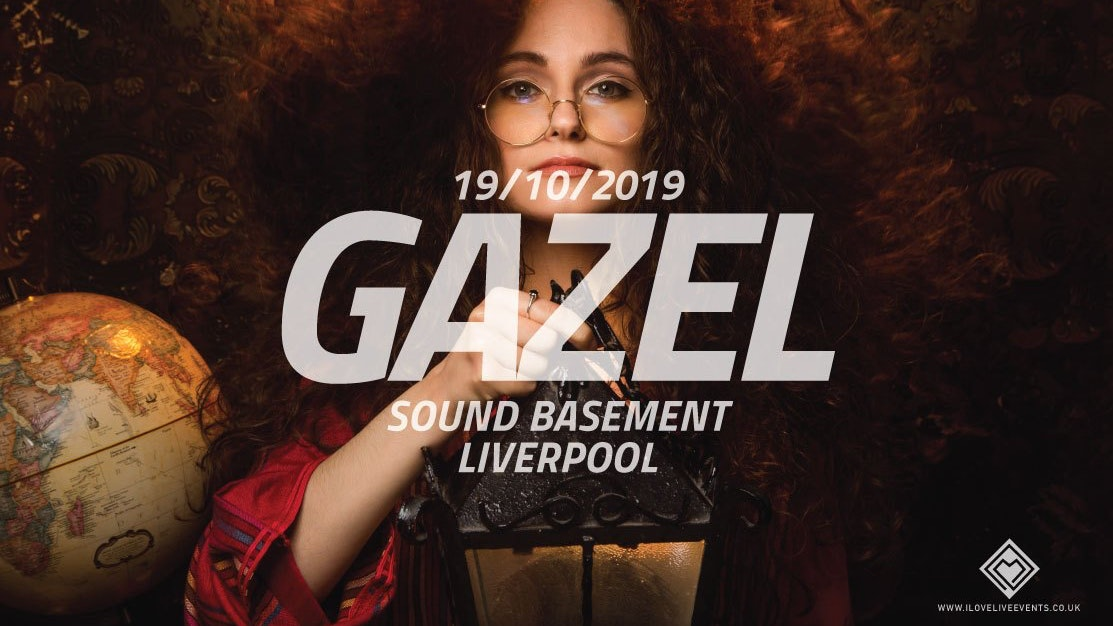 Gazel – Sound Basement – 19/10/2019